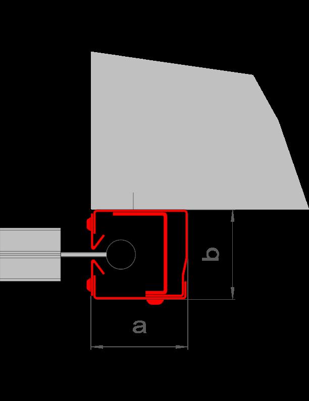"""{""""a"""":""""80 mm"""",""""b"""":""""74 mm"""",""""AL"""":""""≤ 3,5 m"""",""""A"""":""""≤ 18 m²""""}"""